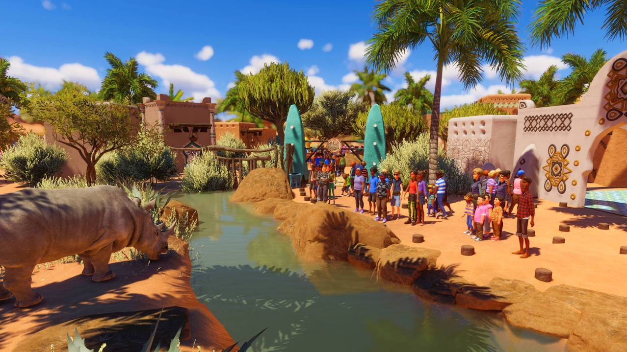 Planet Zoo: África Pack