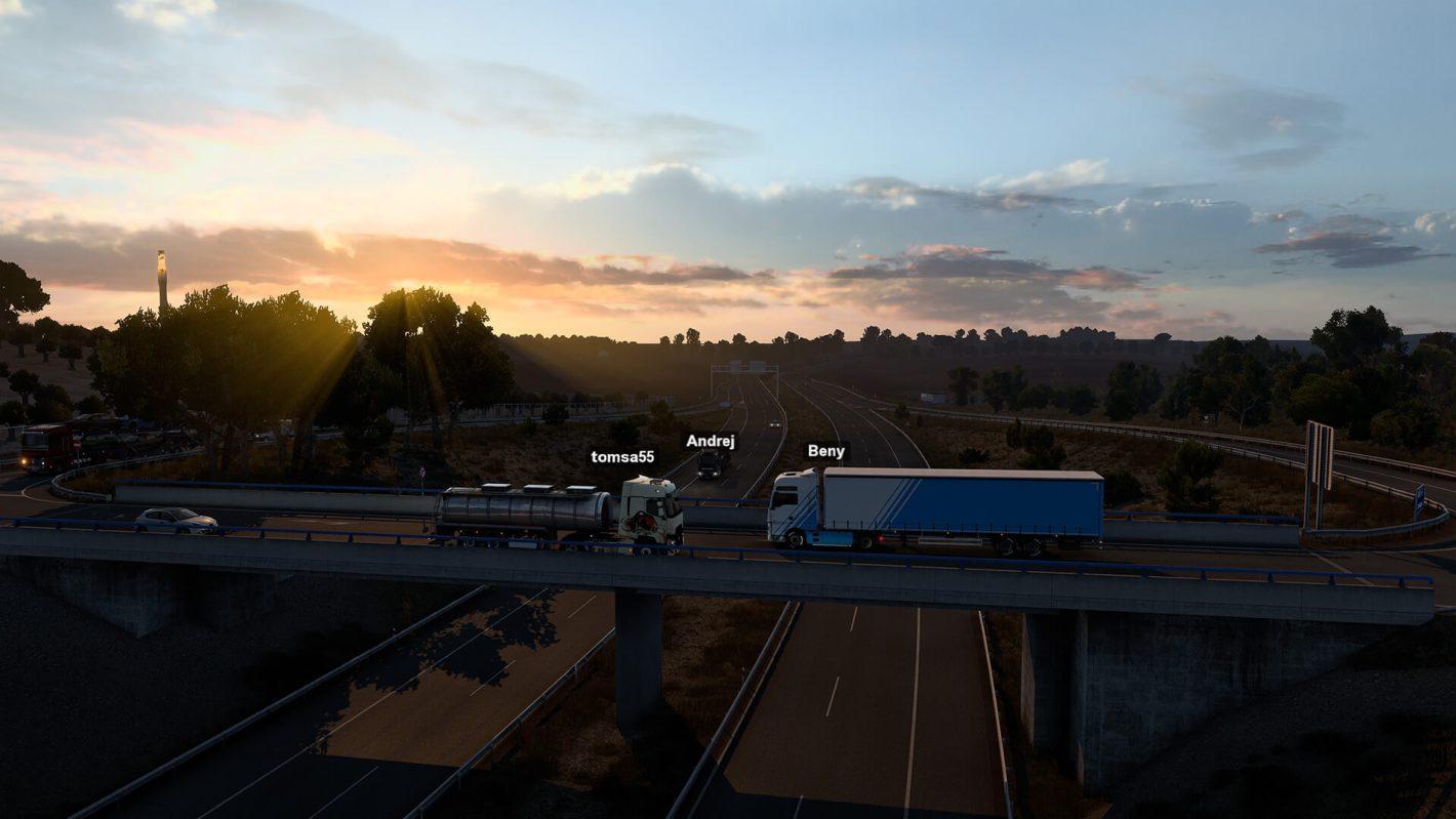 actualización 1.41 de Euro Truck Simulator 2