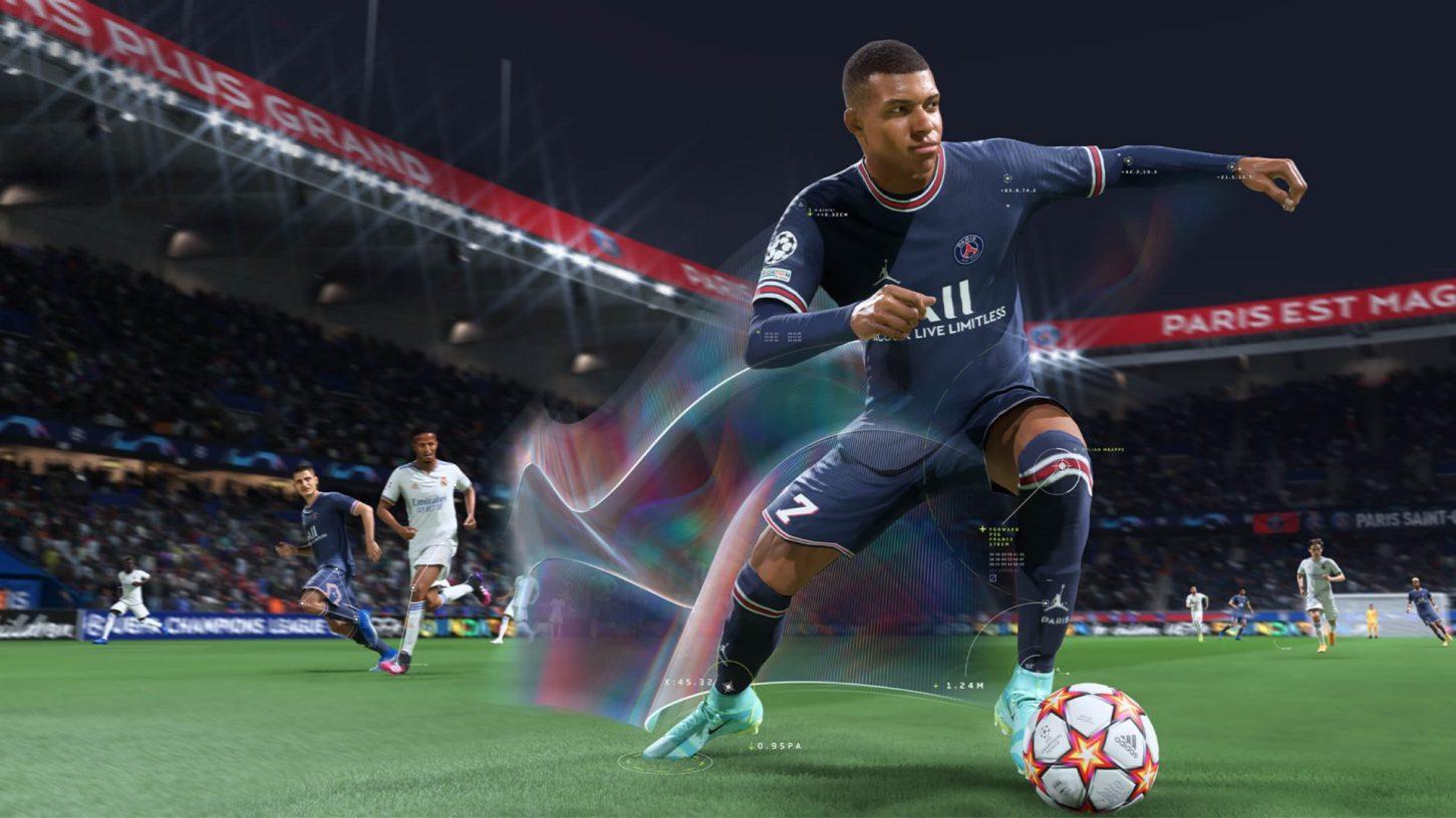 HyperMotion de FIFA 22