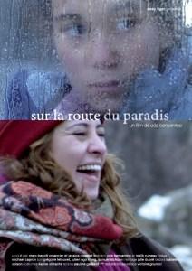SUR_LA_ROUTE_DU_PARADIS affiche