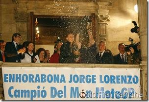 Jorge Lorenzo Campeon del Mundo
