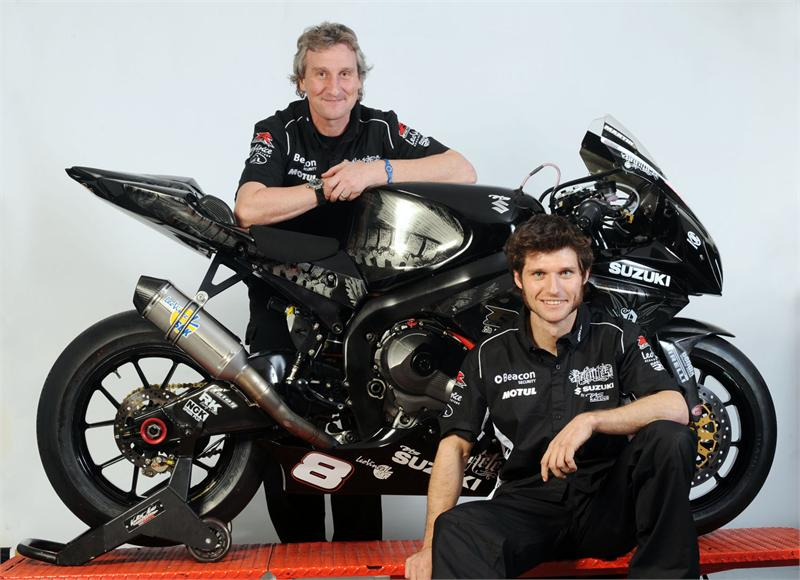 Guy Martin Phillip Neill