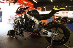 Ariane2 Motorrad