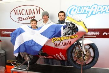 Riders Team 2012 Macadam