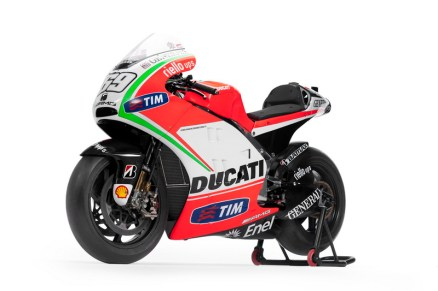 Ducati GP12-004