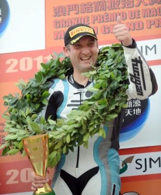 Gran Premio de Macao 2011