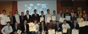 Premiados RFME 2012