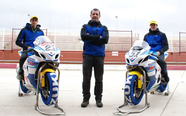 Suzuki Speed Racing