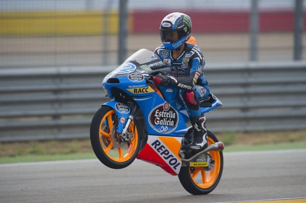MotoGP 2013 - Monlau Team 14 GP Of Aragon