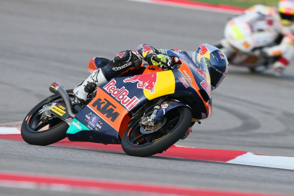 Miller, Moto3, Grand Prix of the Americas, 2014