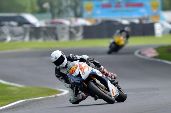 Alex Aulestia T3 Racing