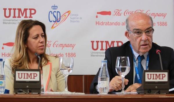 Ana Muñoz y Carmelo Ezpeleta