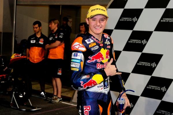 Miller, Qatar Moto3 2014