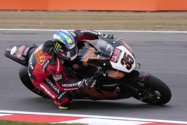 Cal Crutchlow fue piloto Honda en el BSB 2008