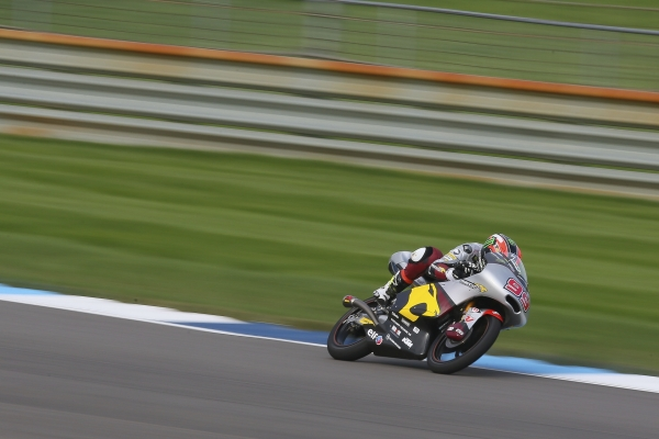 Navarro, Moto3, Indianapolis MotoGP 2014