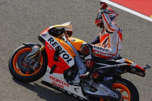 14 GP Aragon 25, 26, 27 y 28 de septiembre de 2014