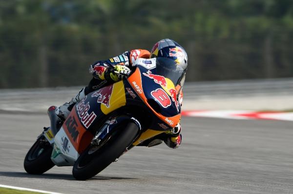 Miller, Australian Moto3 Race 2014