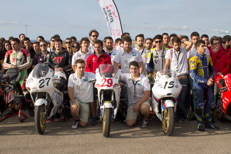 MotoStudent Universidad de Cantabria