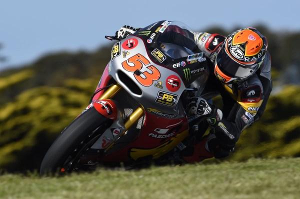 Rabat, Australian Moto2 2014