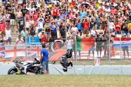 Zarco, Catalunya Moto2 Race 2015