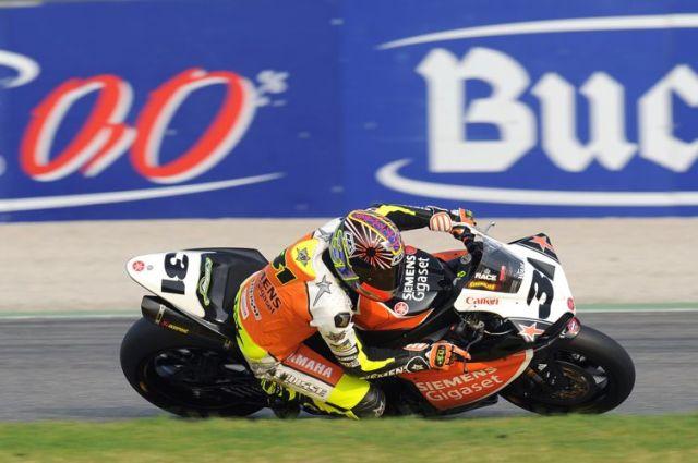 2009: Campeón de Stock Extreme. Team Laglisse y Yamaha