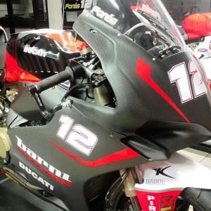 Xavi Fores - Ducati Team Barni