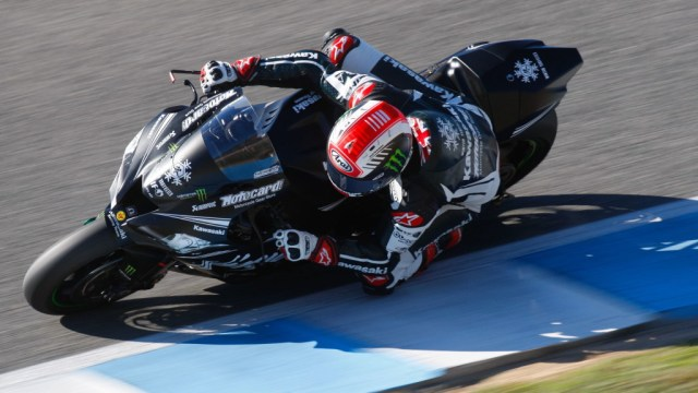 Jonathan Rea - Test WSBK Jerez