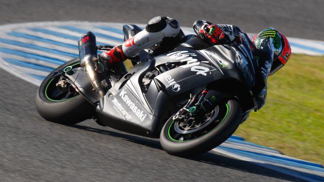 Tom Sykes Test WSBK Jerez