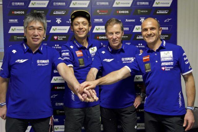 Rossi-Yamaha