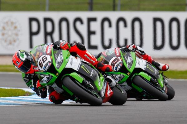 Horarios del Campeonato del Mundo de Superbike en Donington Park