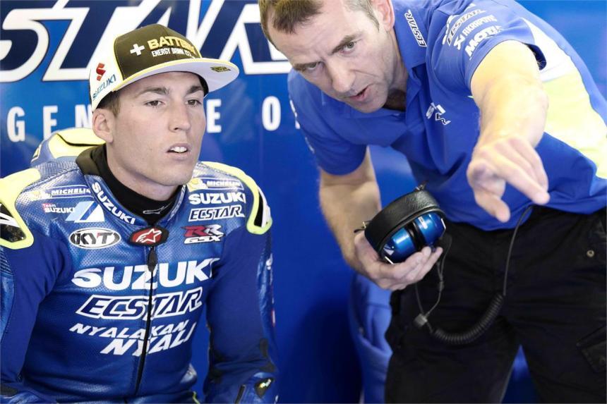 Foto: © Suzuki Racing