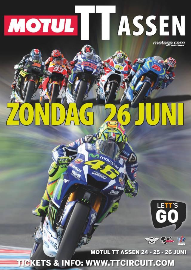 Gran Premio de Holanda MotoGp