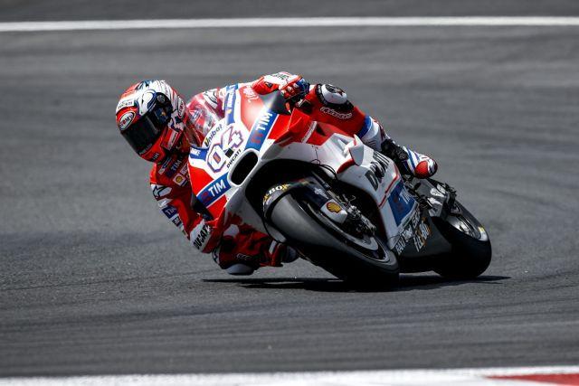 Andrea Dovizioso - Foto: © Ducati Press