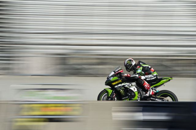 Jonathan Rea - Foto:©Kawasaki Press