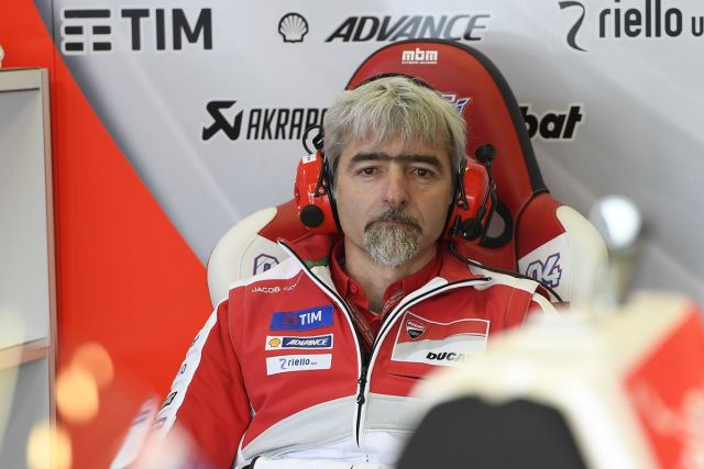 Luigi Dall'Igna - Foto: © Ducati Press