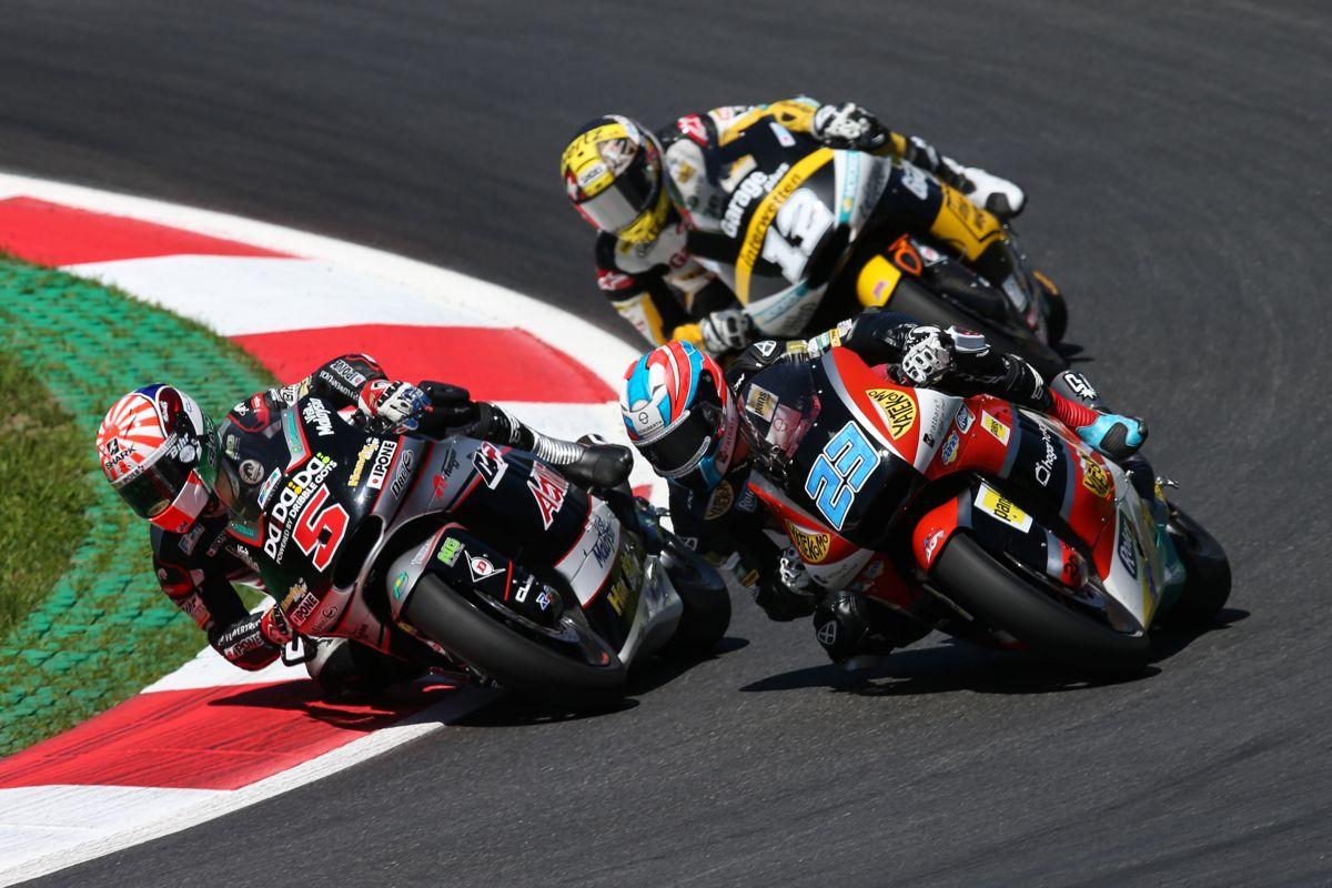 Moto2-Austria