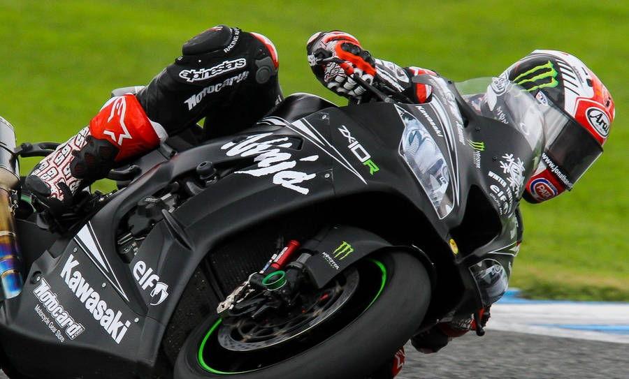 JOnathan Rea Test Superbike MotoGp Jerez
