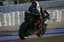 Jorge Lorenzo Ducati Test MotoGp Valencia