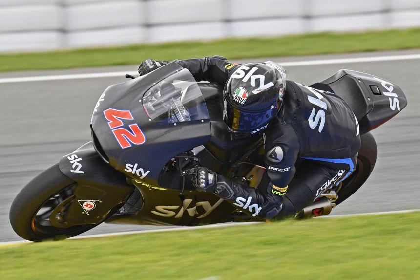 Pecco Bagnaia - Foto: KarlFritzGlänzel-Racepixs / Team Sky VR46