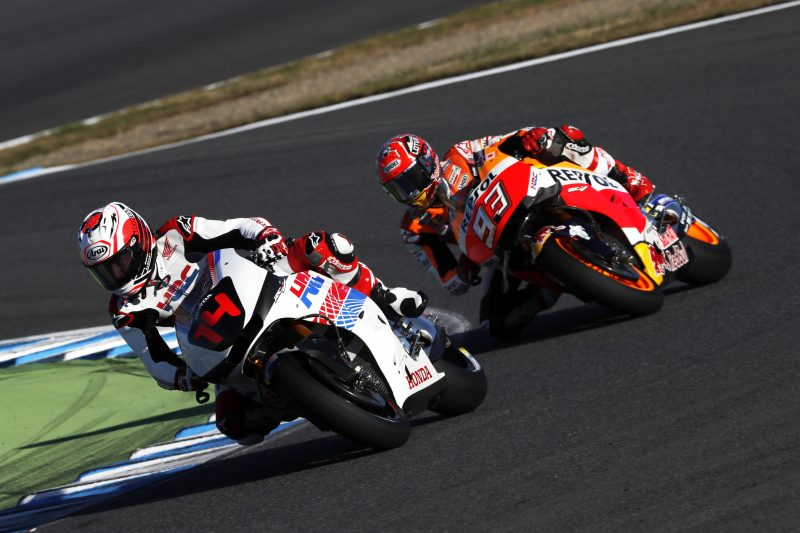 Fernando Alonso MotoGp