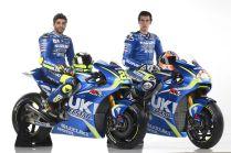 Team Suzuki MotoGP 2017 Iannone Rins GSX-RR-001