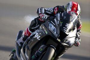 Jonathan Rea en Jerez