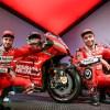 El equipo oficial Ducati MotoGp se presenta en Suiza