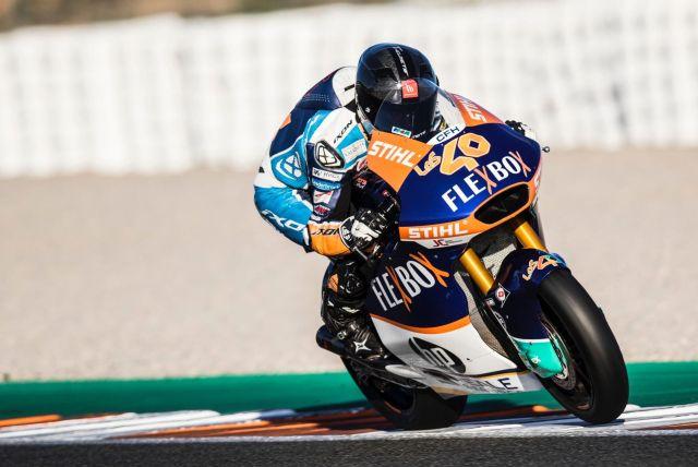 Héctor Garzó ficha por el Pons Racing