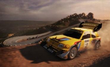 DiRT Rally Pikes Peak Peugeot 205 T16 PP 2