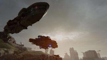 Dreadnought_Corvette_Scale