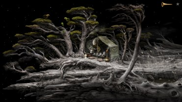 Samorost 3 Tea Tent