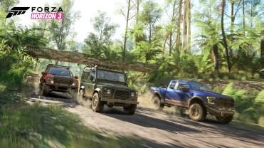 Forza Horizon 3 Jungle Trucks