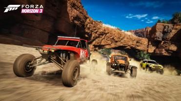 Forza Horizon 3 Gorge Buggies