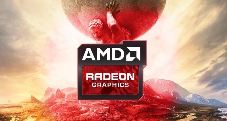 Sid Meier's Civilization VI – AMD brindará soporte completo de